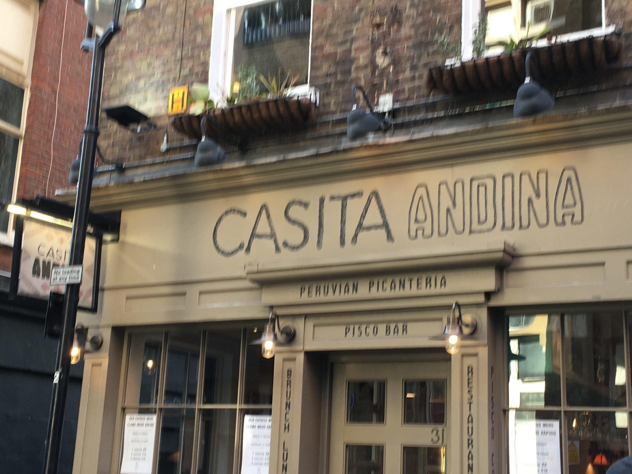 Casita Andina exterior