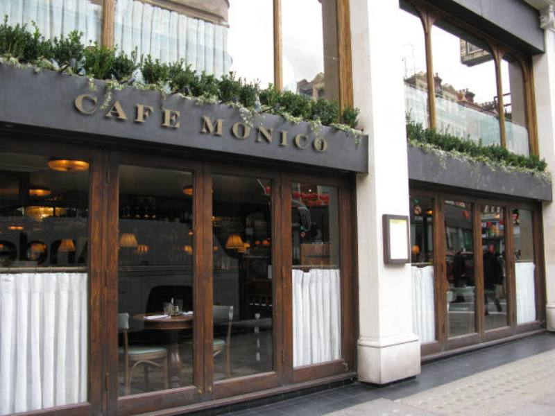 Cafe Monico