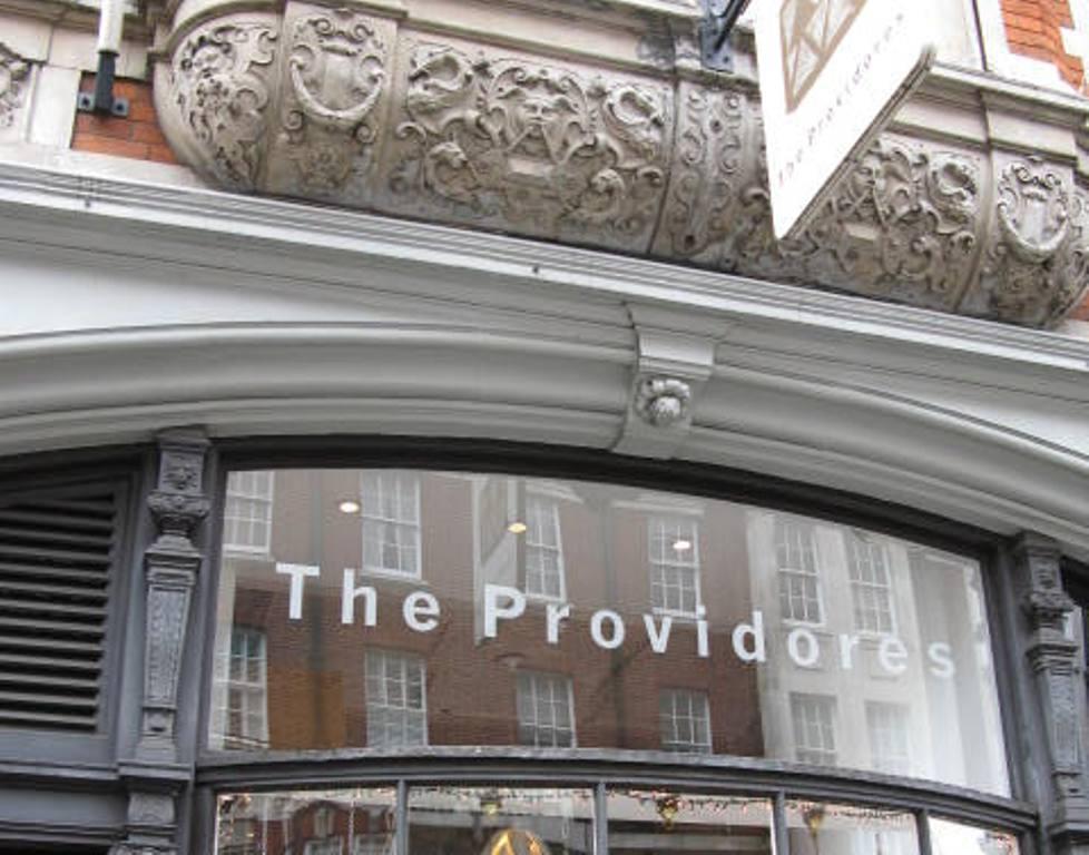 The Providores exterior