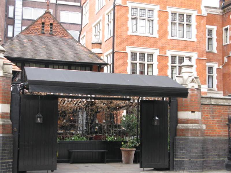 Chiltern Firehouse exterior