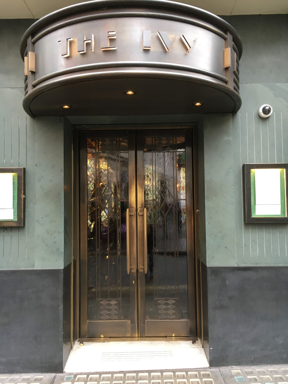 The Ivy exterior